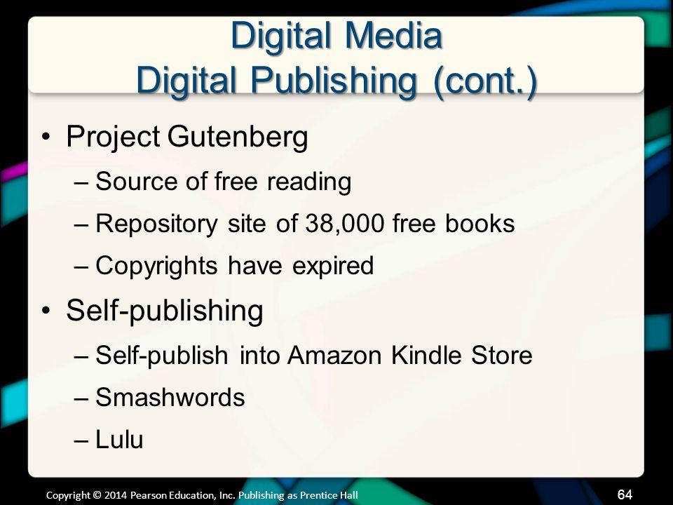 Digital Media Digital Music