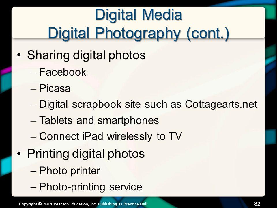 Digital Media Digital Video