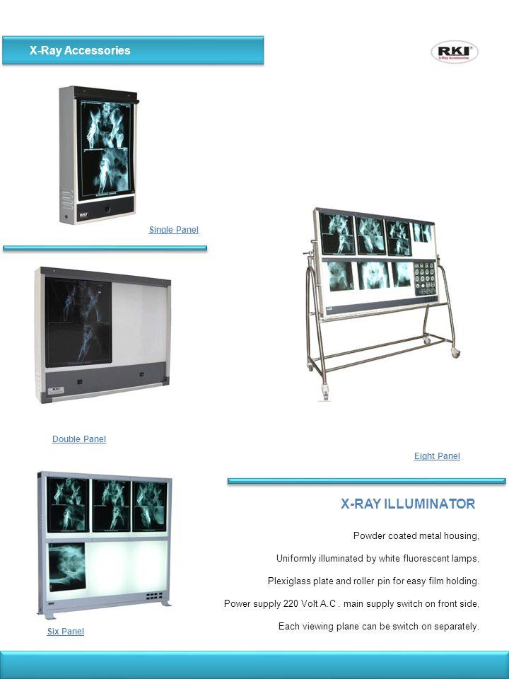 X-RAY ILLUMINATOR X-RAY ILLUMINATOR X-Ray Accessories