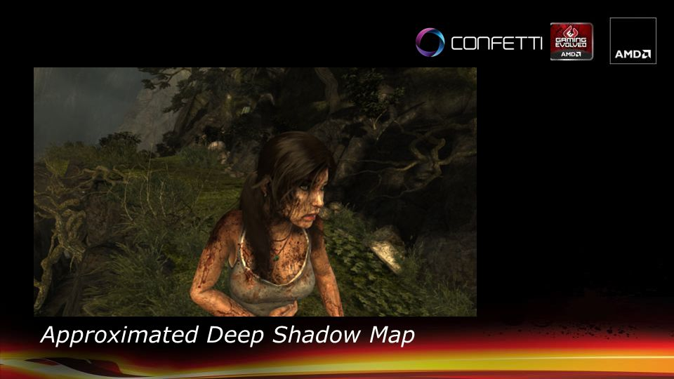 Approximated Deep Shadow Map