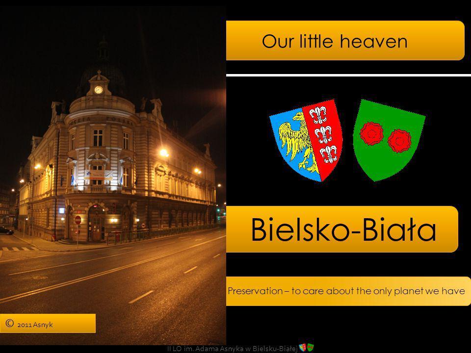 II LO im. Adama Asnyka w Bielsku-Białej
