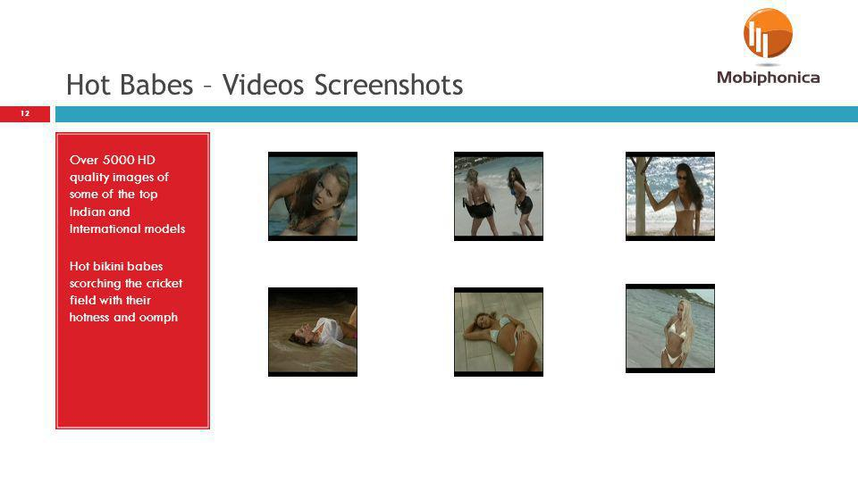 Hot Babes – Videos Screenshots