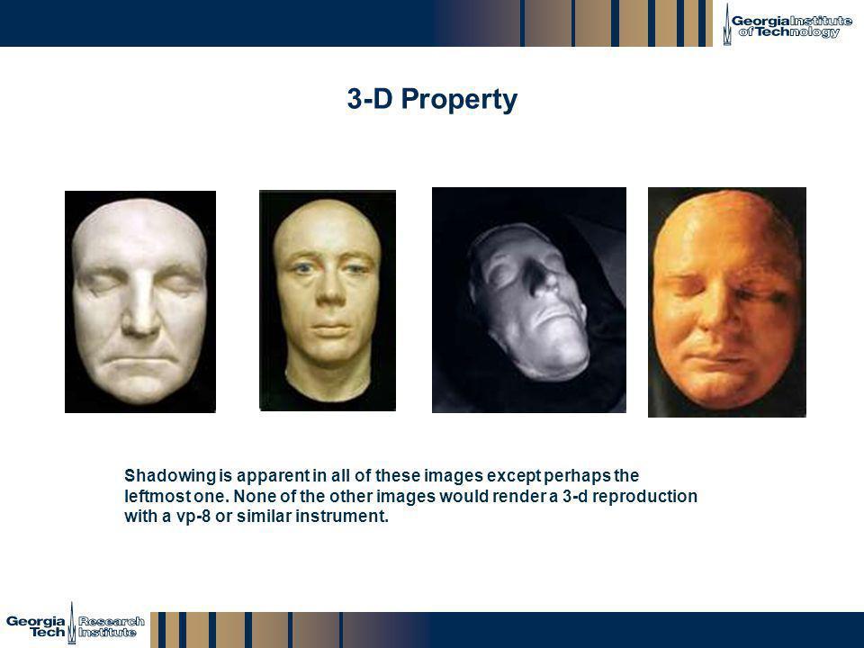 3-D Property
