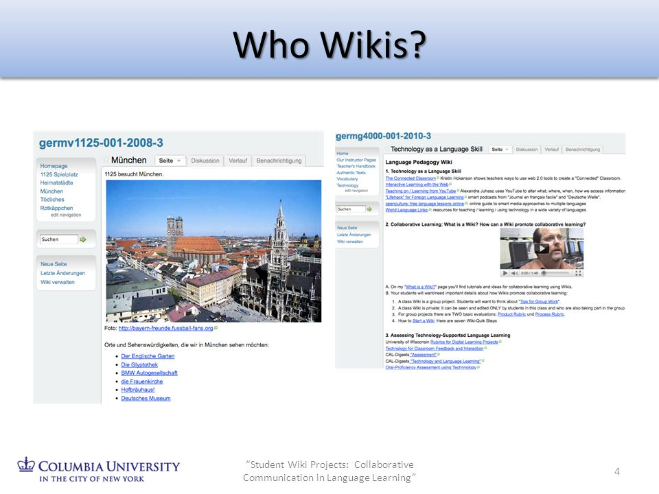 Who Wikis