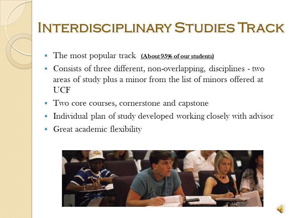 Interdisciplinary Studies Track