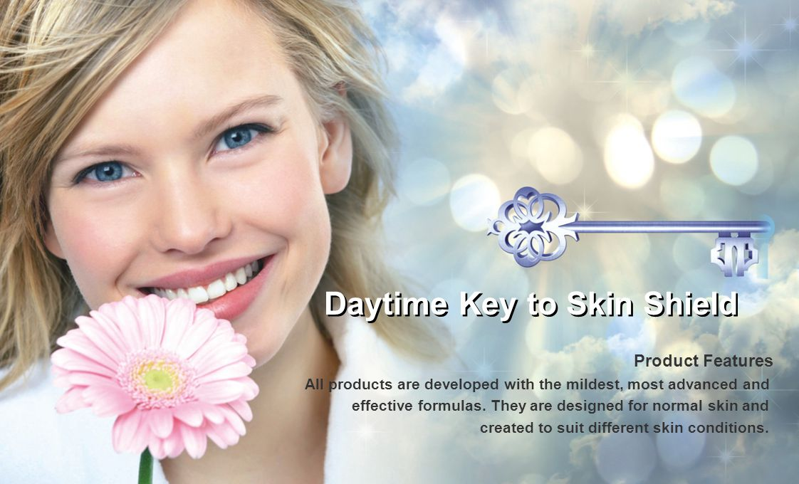 Daytime Key to Skin Shield