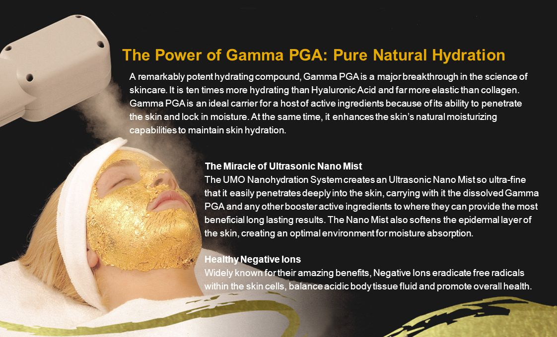The Power of Gamma PGA: Pure Natural Hydration
