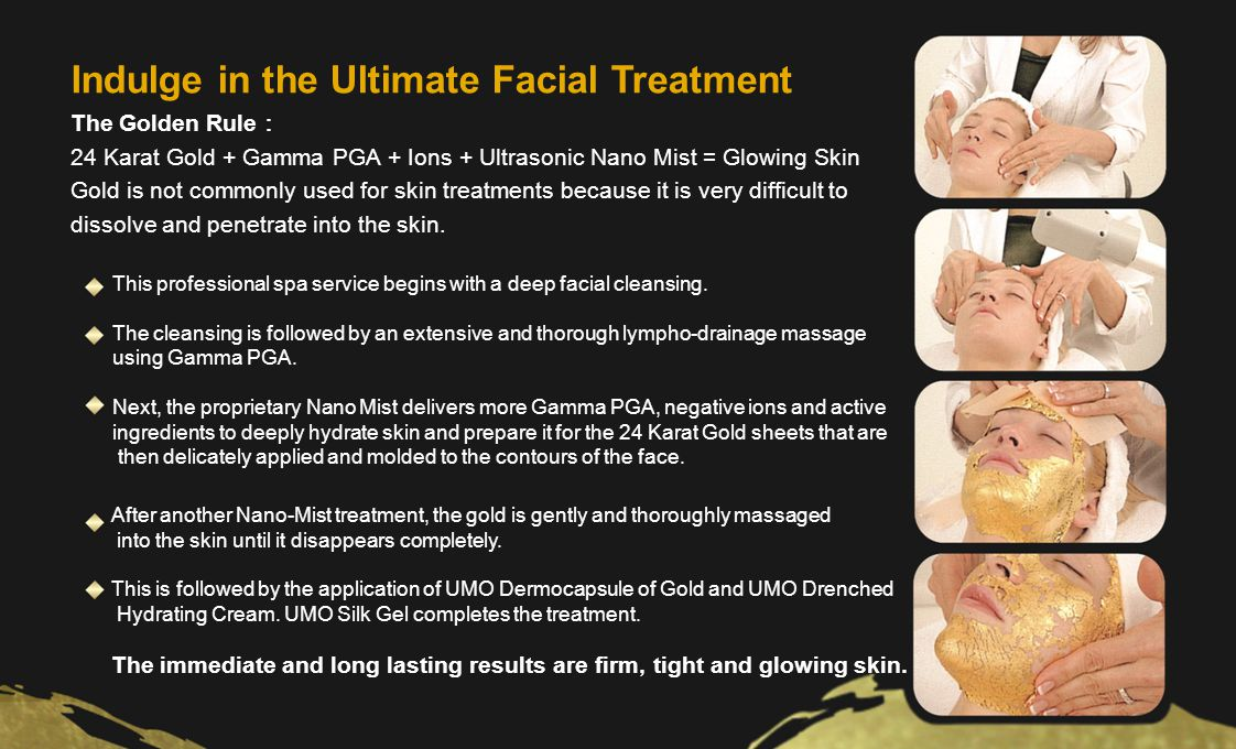 Indulge in the Ultimate Facial Treatment
