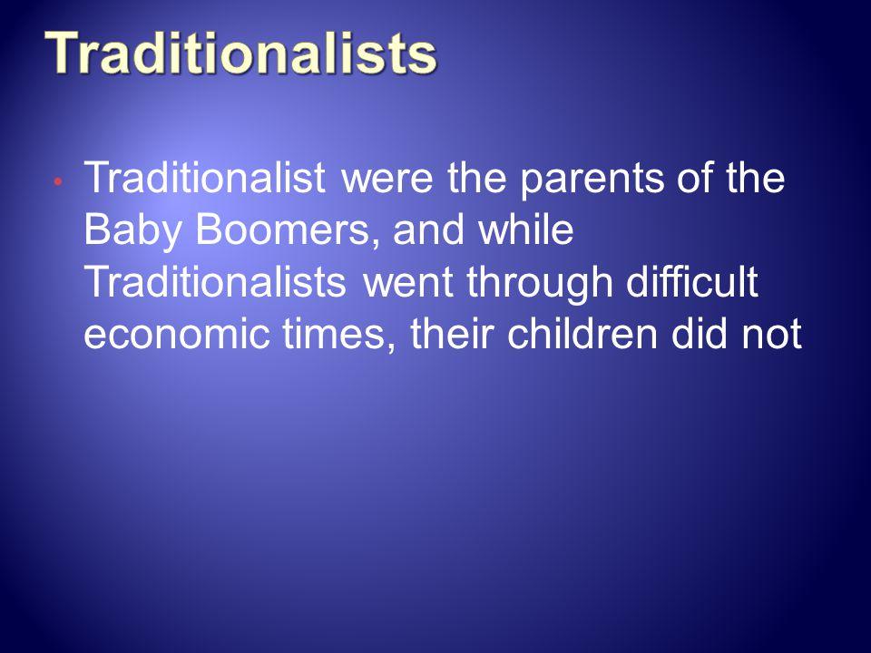 Traditionalists