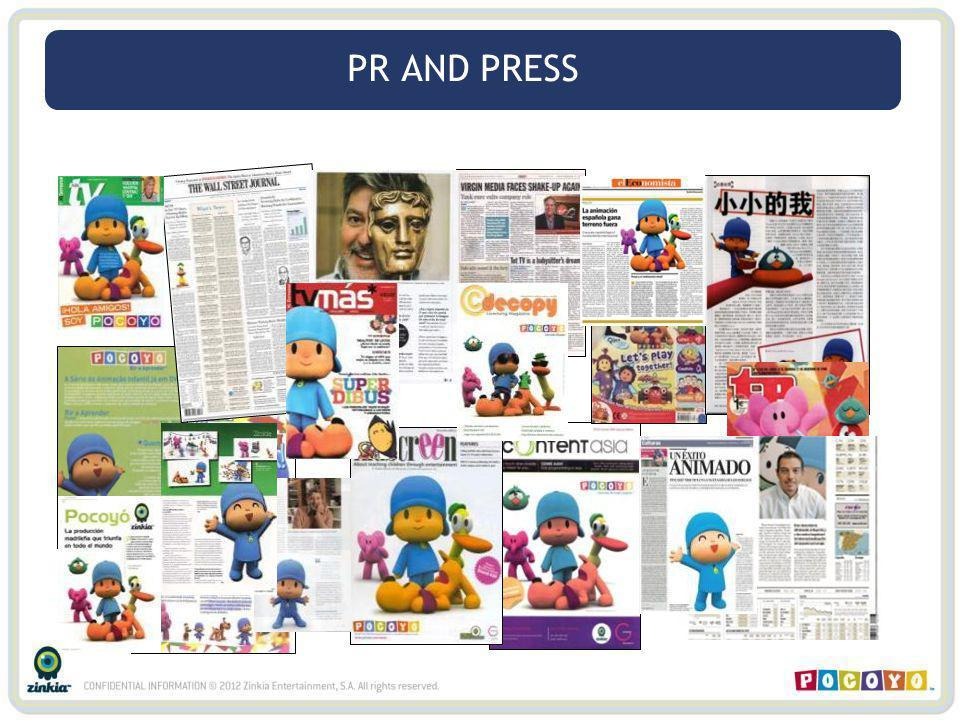 PR and Press - Brand PR AND PRESS