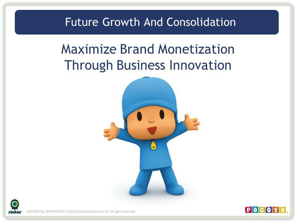 Maximize Brand Monetization Through Business Innovation