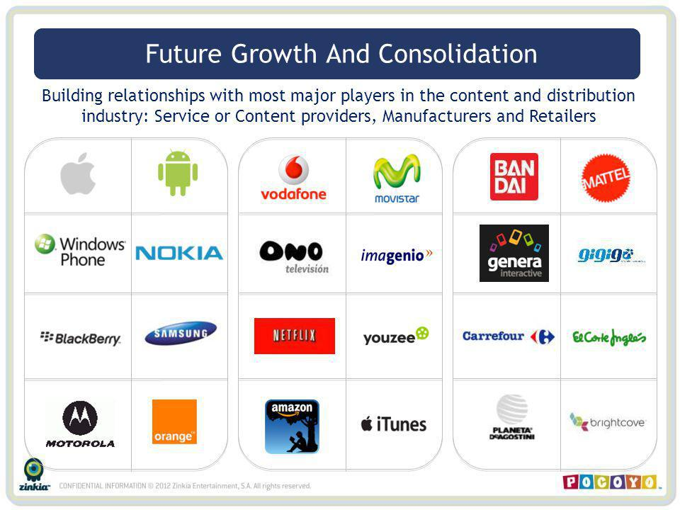 Partners – Distribution Future Growth And Consolidation