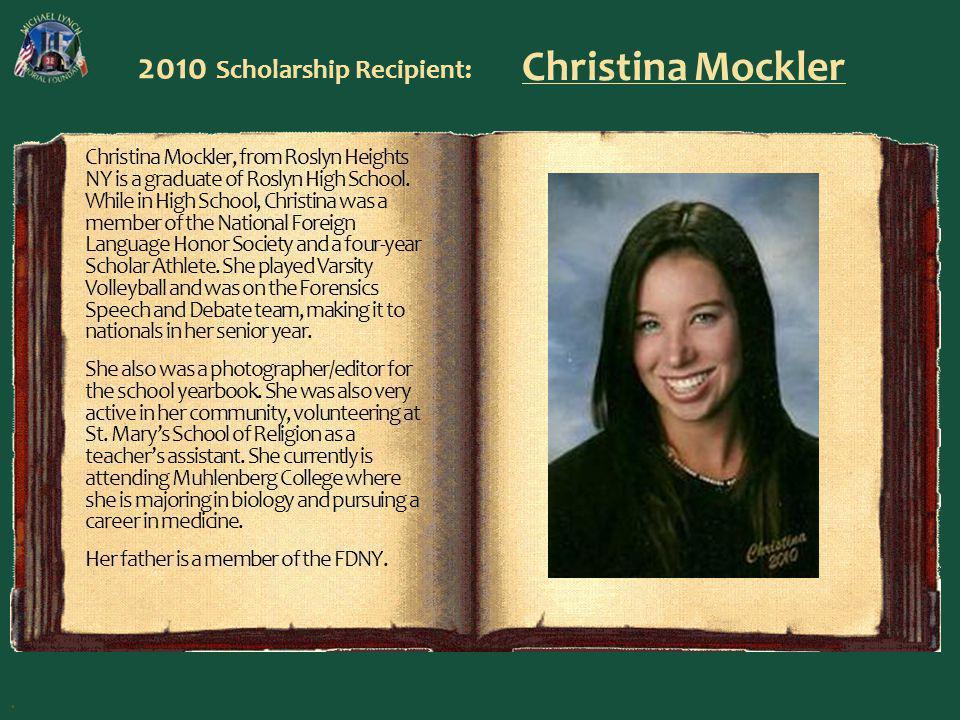 Christina Mockler