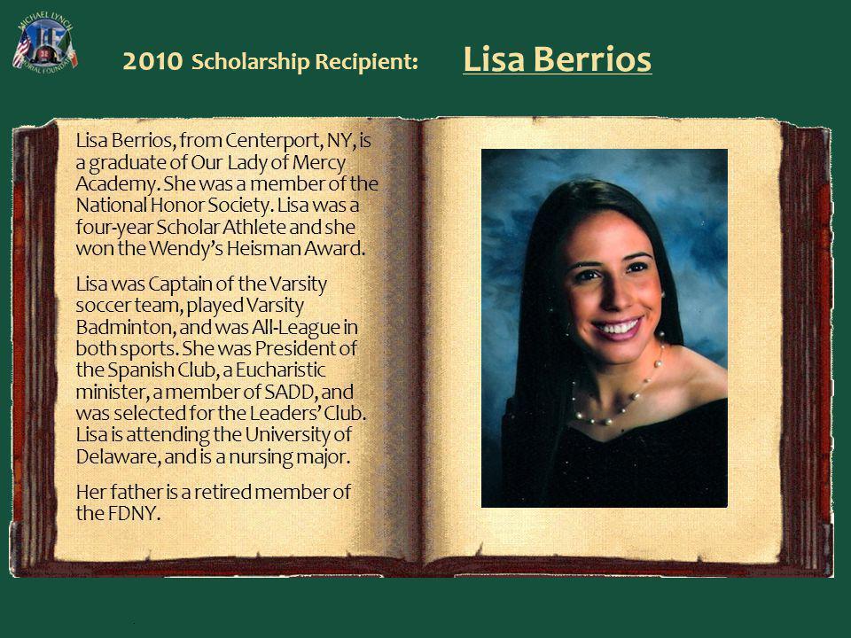 Lisa Berrios