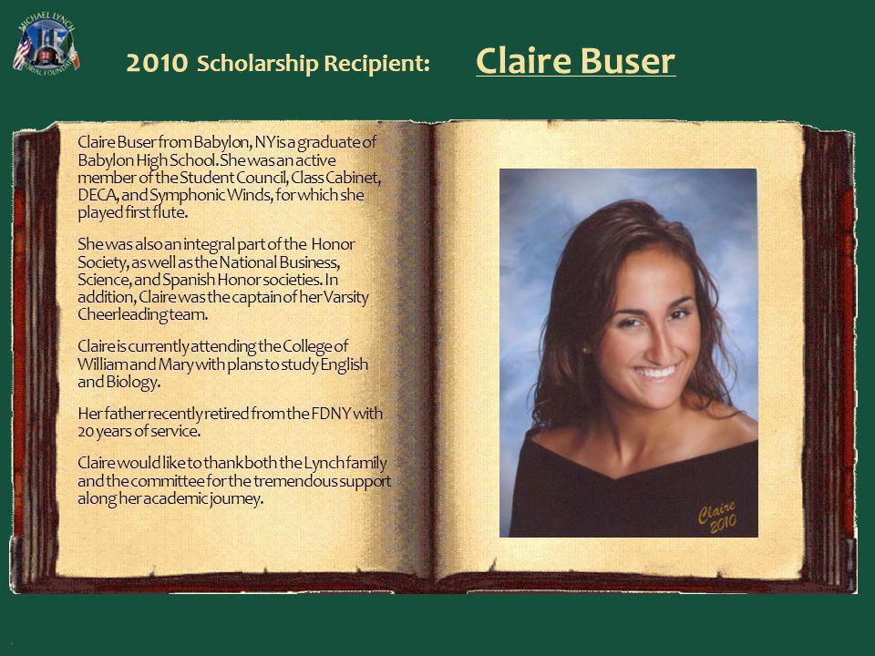 Claire Buser