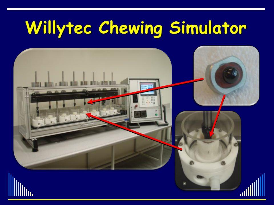 Willytec Chewing Simulator