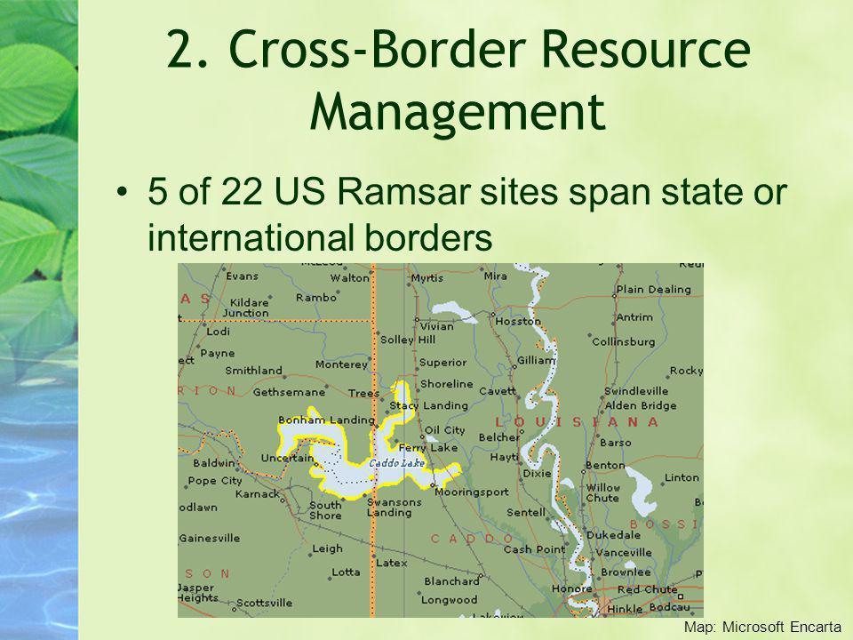 2. Cross-Border Resource Management