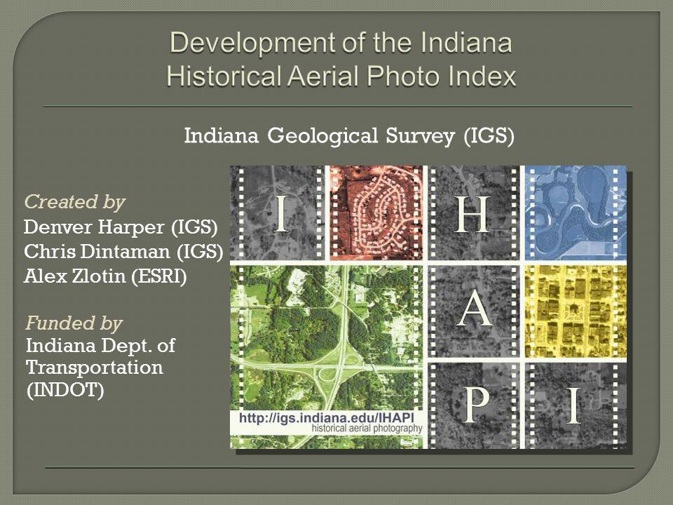 Indiana Geological Survey (IGS)