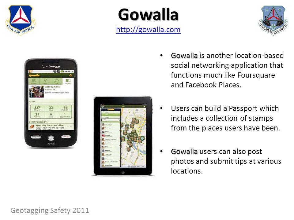 Gowalla http://gowalla.com