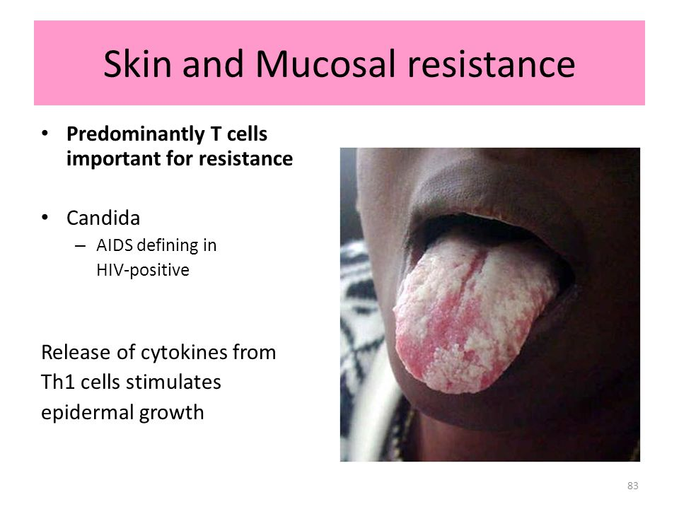 Skin and Mucosal resistance