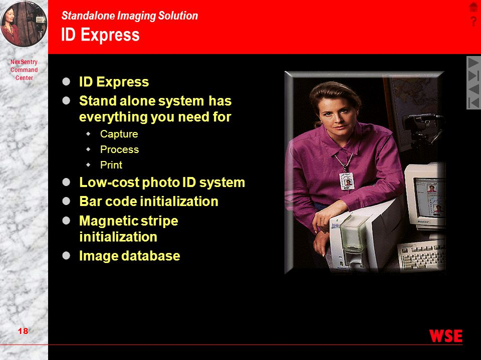 Standalone Imaging Solution ID Express