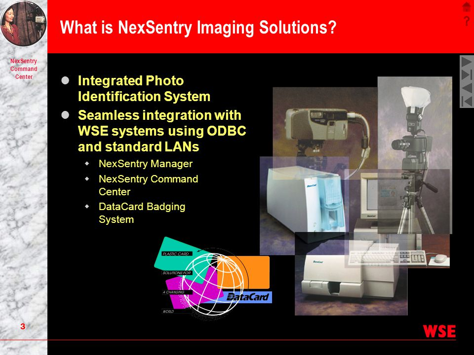 What is NexSentry Imaging Solutions