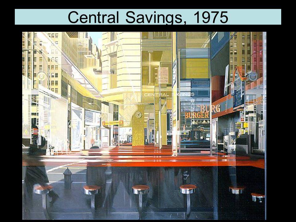 Central Savings, 1975