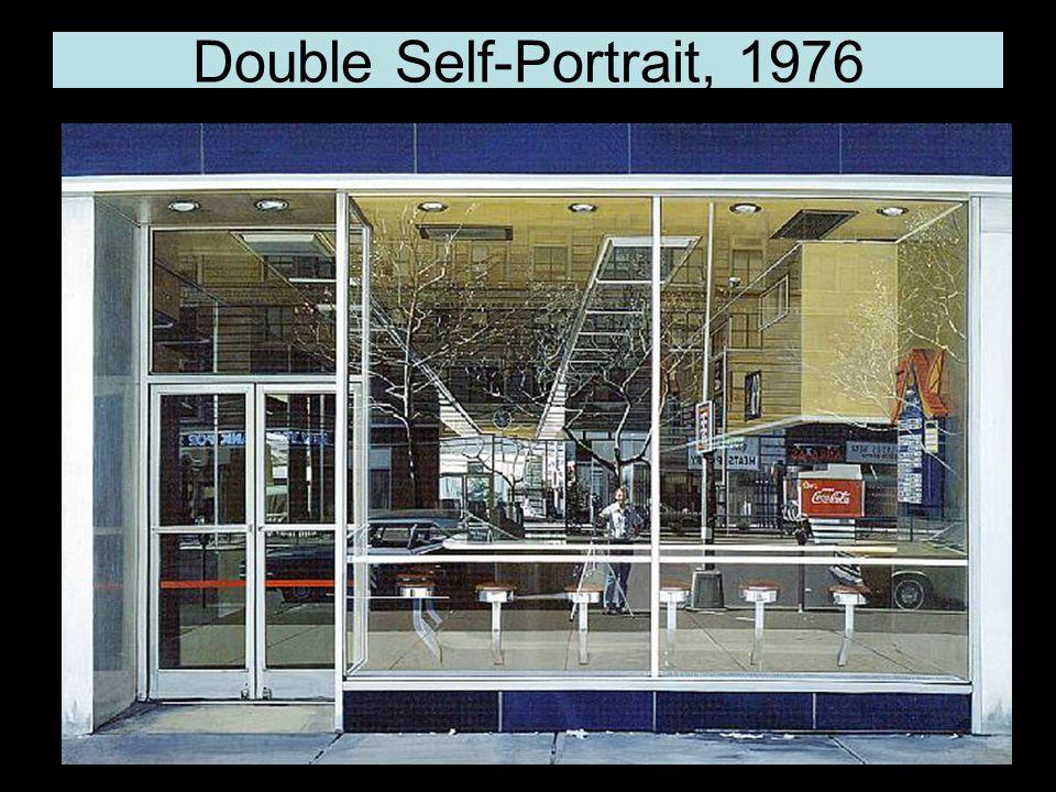 Double Self-Portrait, 1976