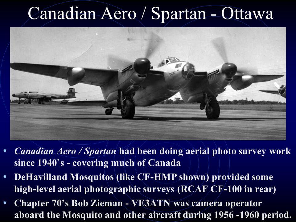 Canadian Aero / Spartan - Ottawa