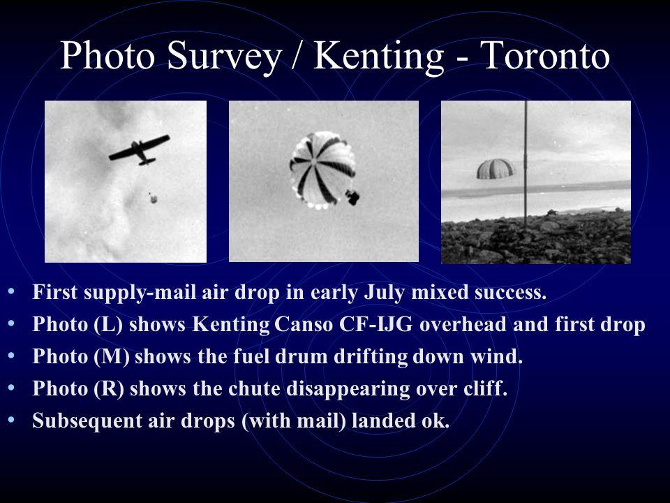 Photo Survey / Kenting - Toronto