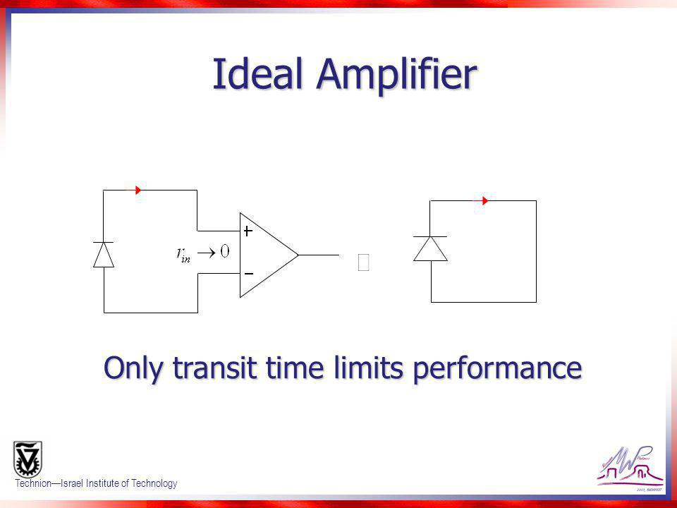 Only transit time limits performance