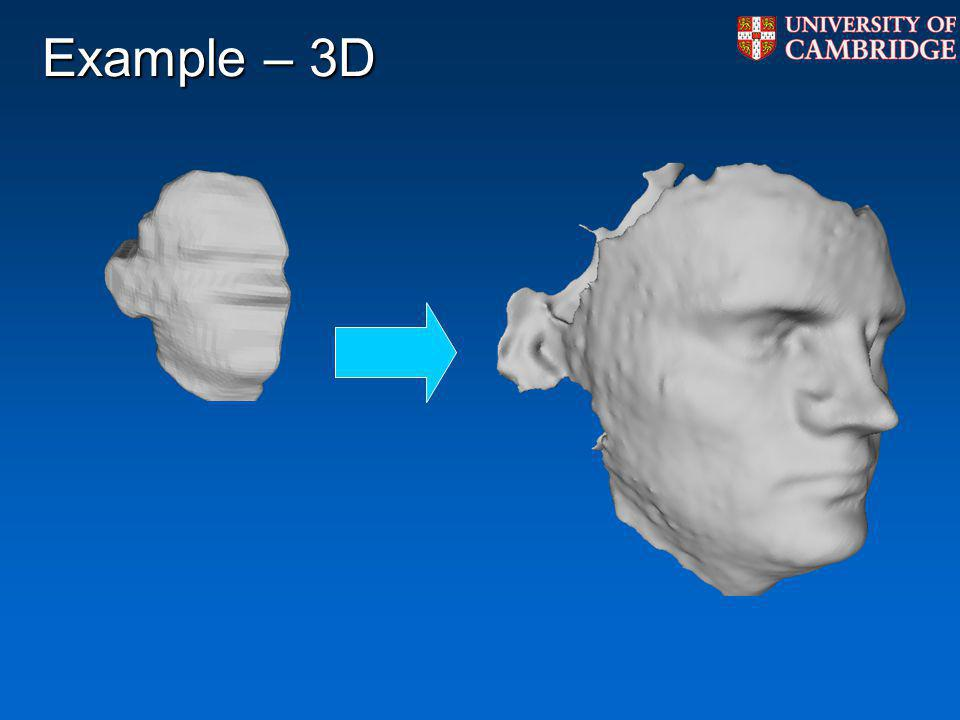 Example – 3D