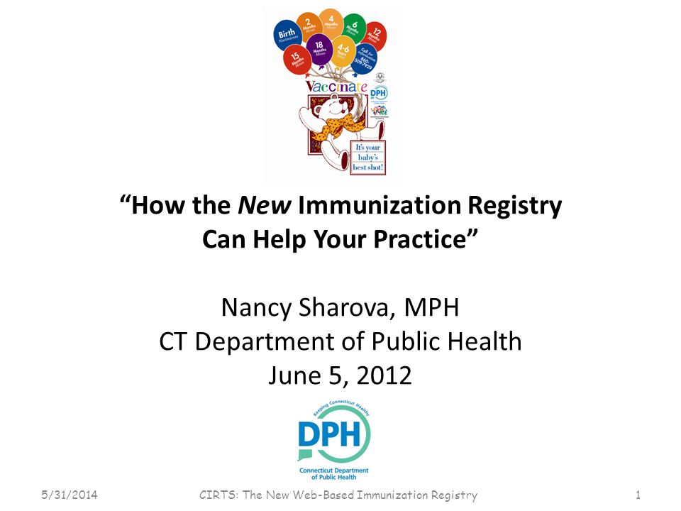How the New Immunization Registry Can Help Your Practice
