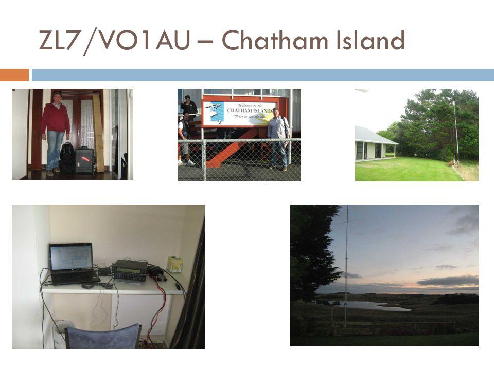 ZL7/VO1AU – Chatham Island