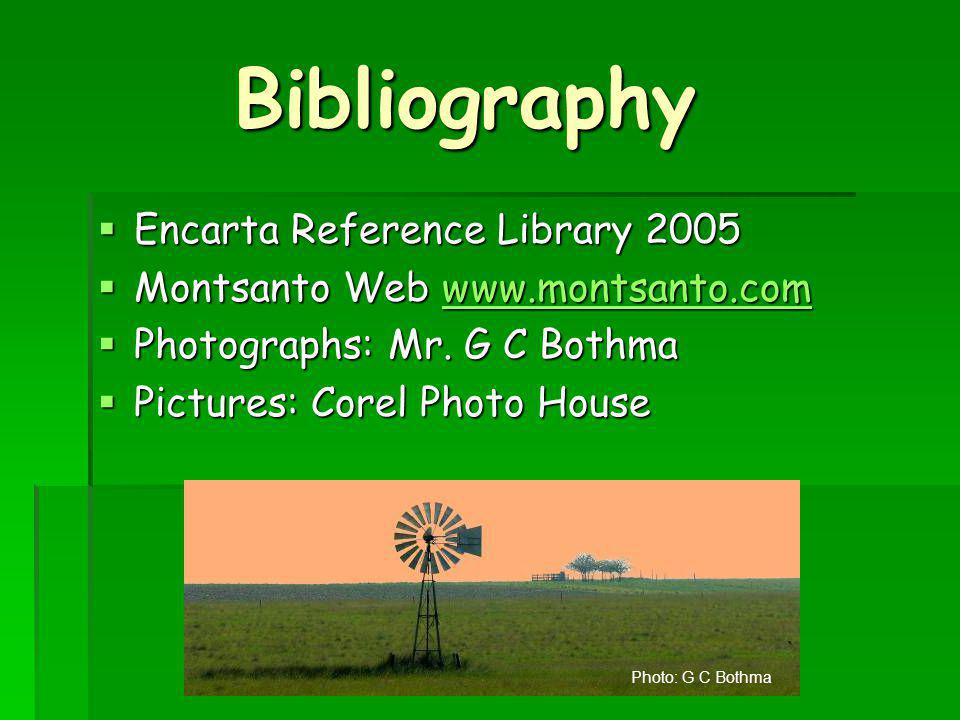 Bibliography Encarta Reference Library 2005