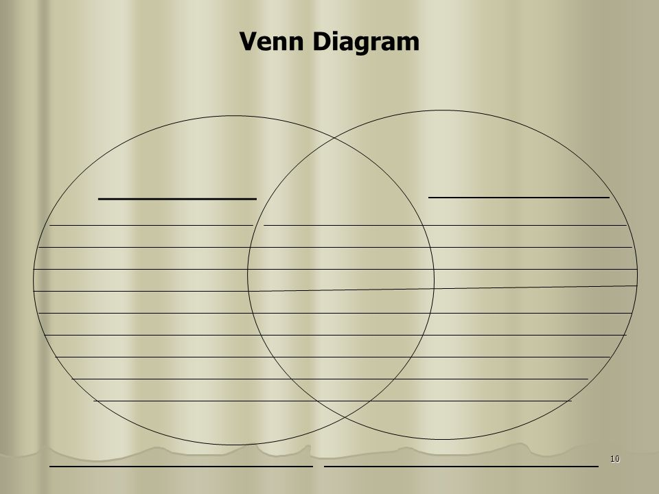 Venn Diagram __________