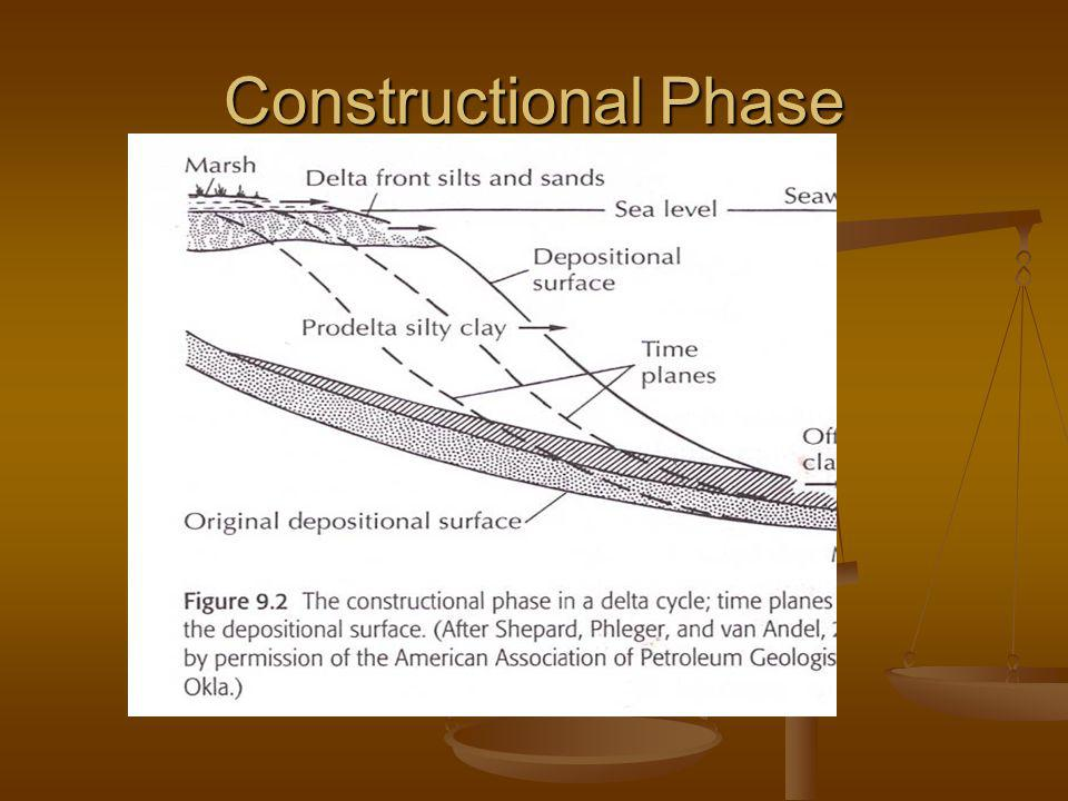 Constructional Phase