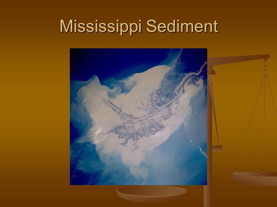 Mississippi Sediment