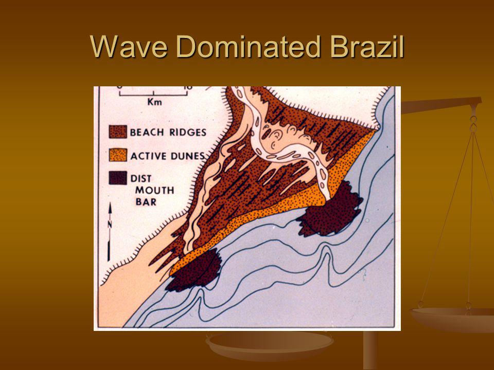 Wave Dominated Brazil