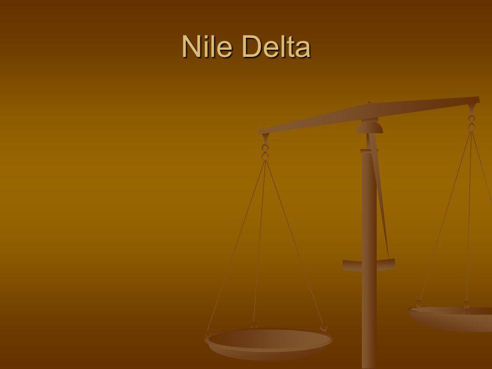 Nile Delta