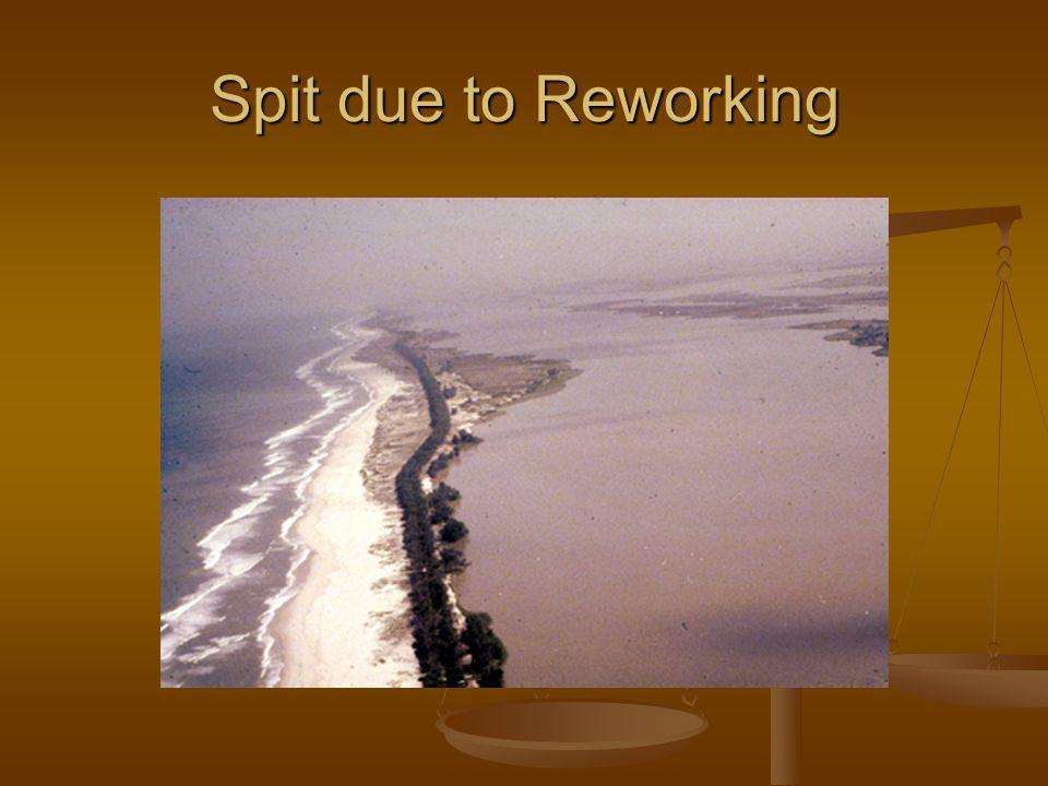 Spit due to Reworking