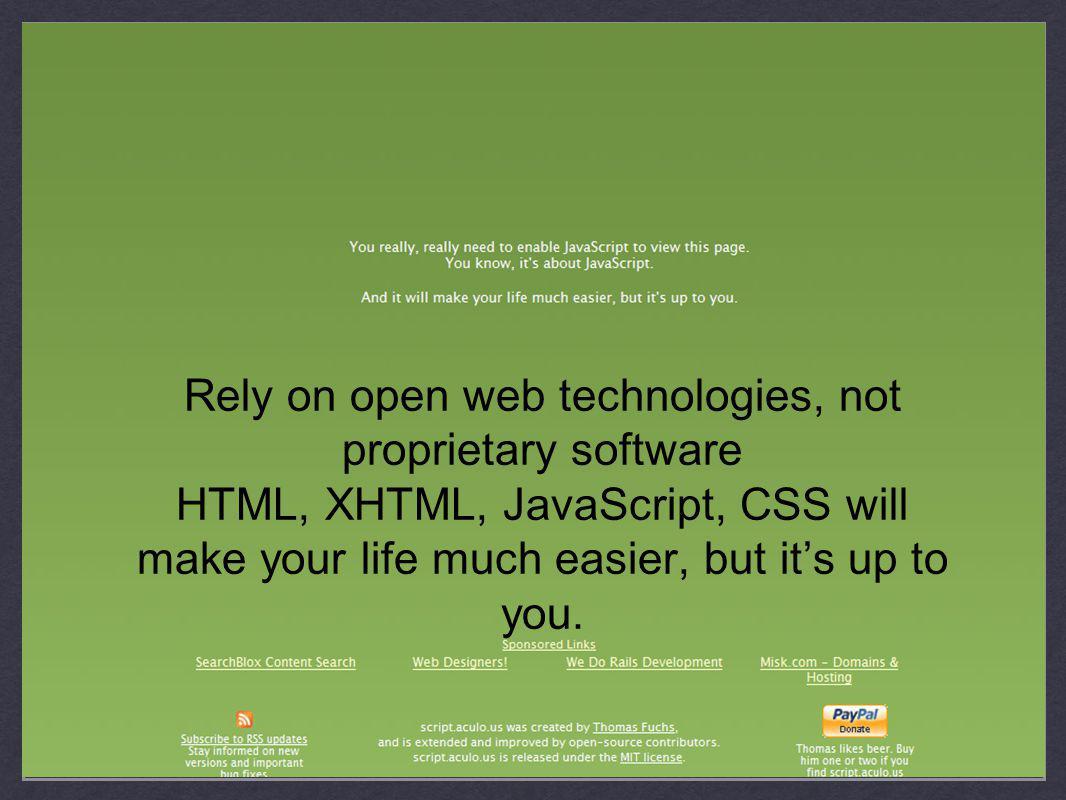Snapshot of script.aculo.us website