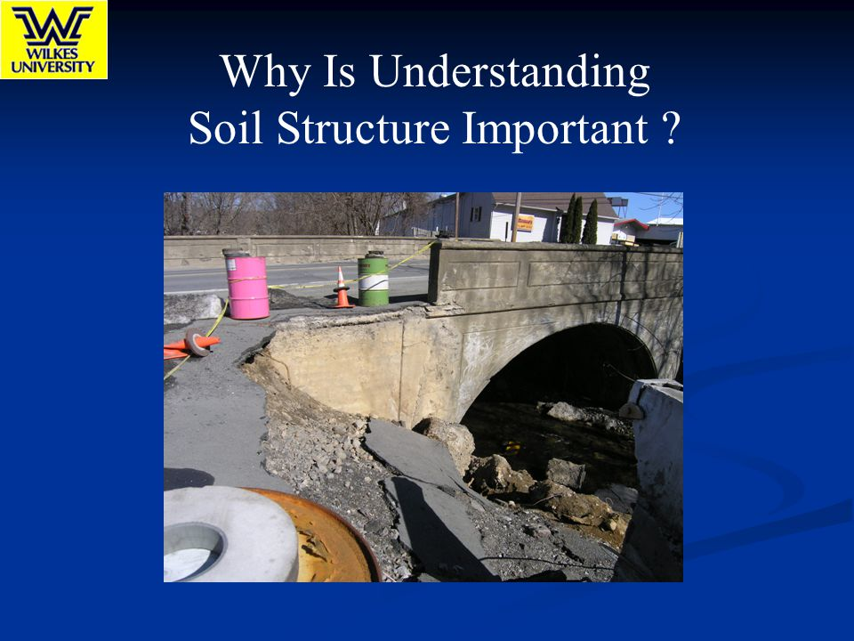Why Is Understanding Soil Structure Important