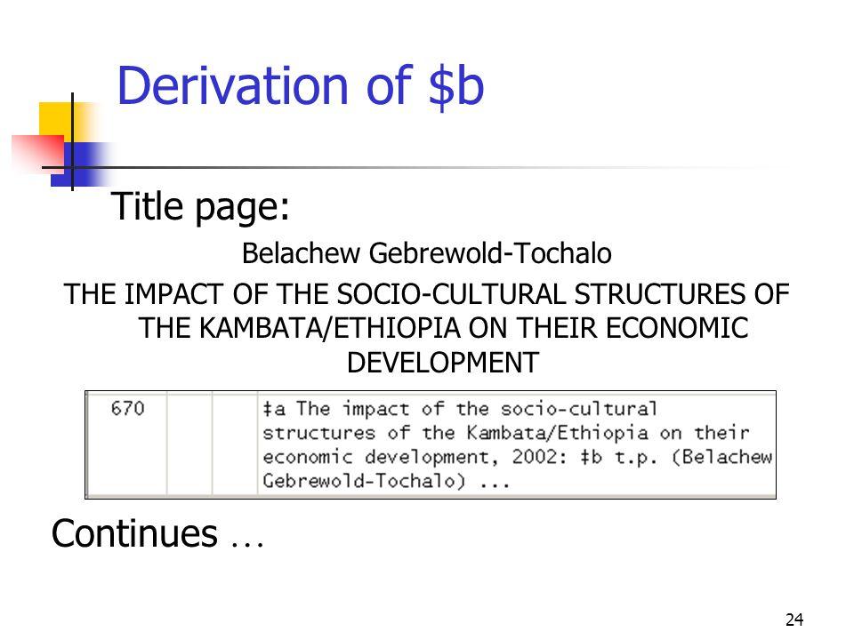 Belachew Gebrewold-Tochalo