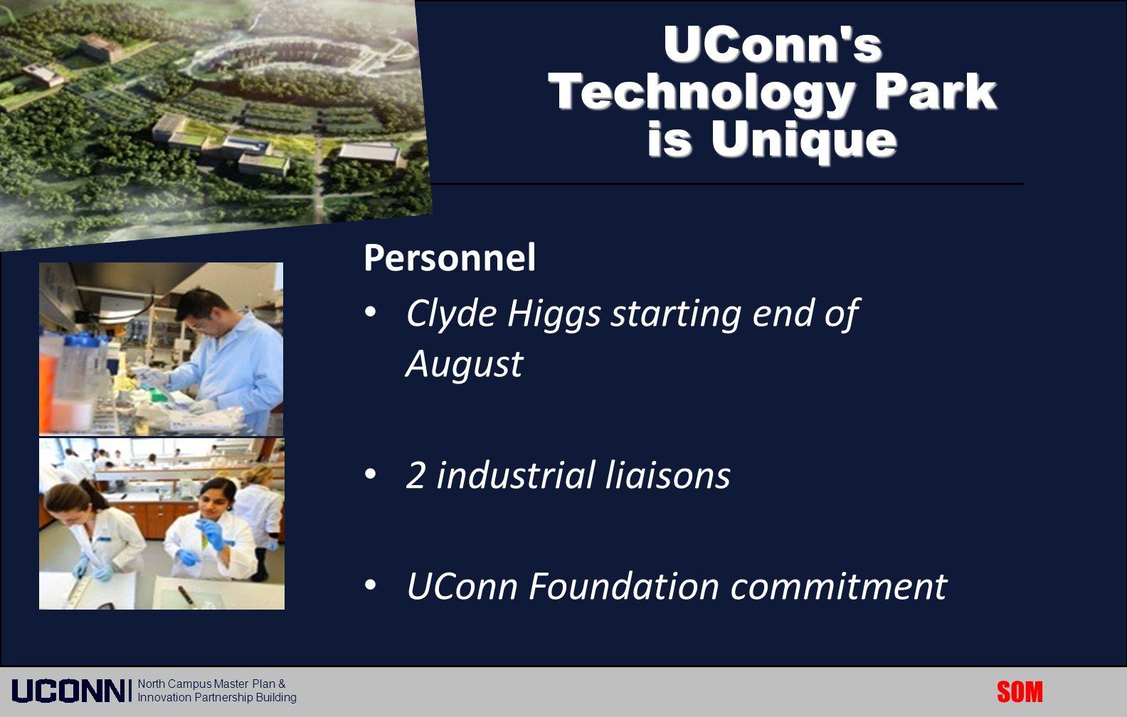 UConn s Technology Park is Unique