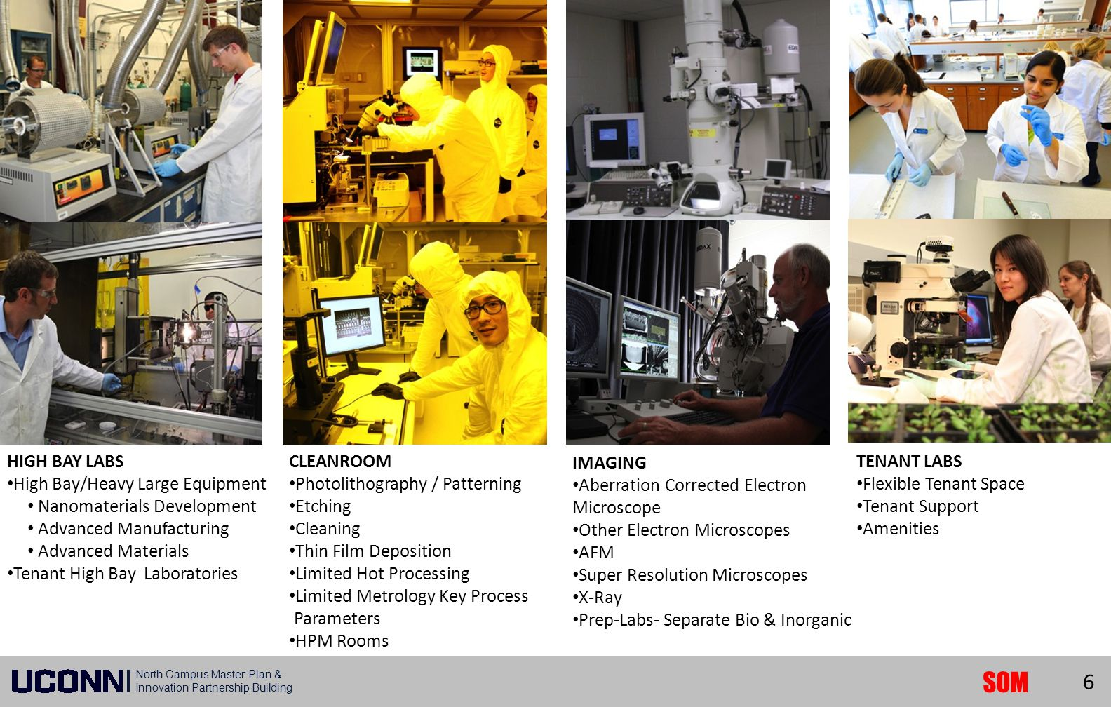 HIGH BAY LABS High Bay/Heavy Large Equipment. Nanomaterials Development. Advanced Manufacturing. Advanced Materials.