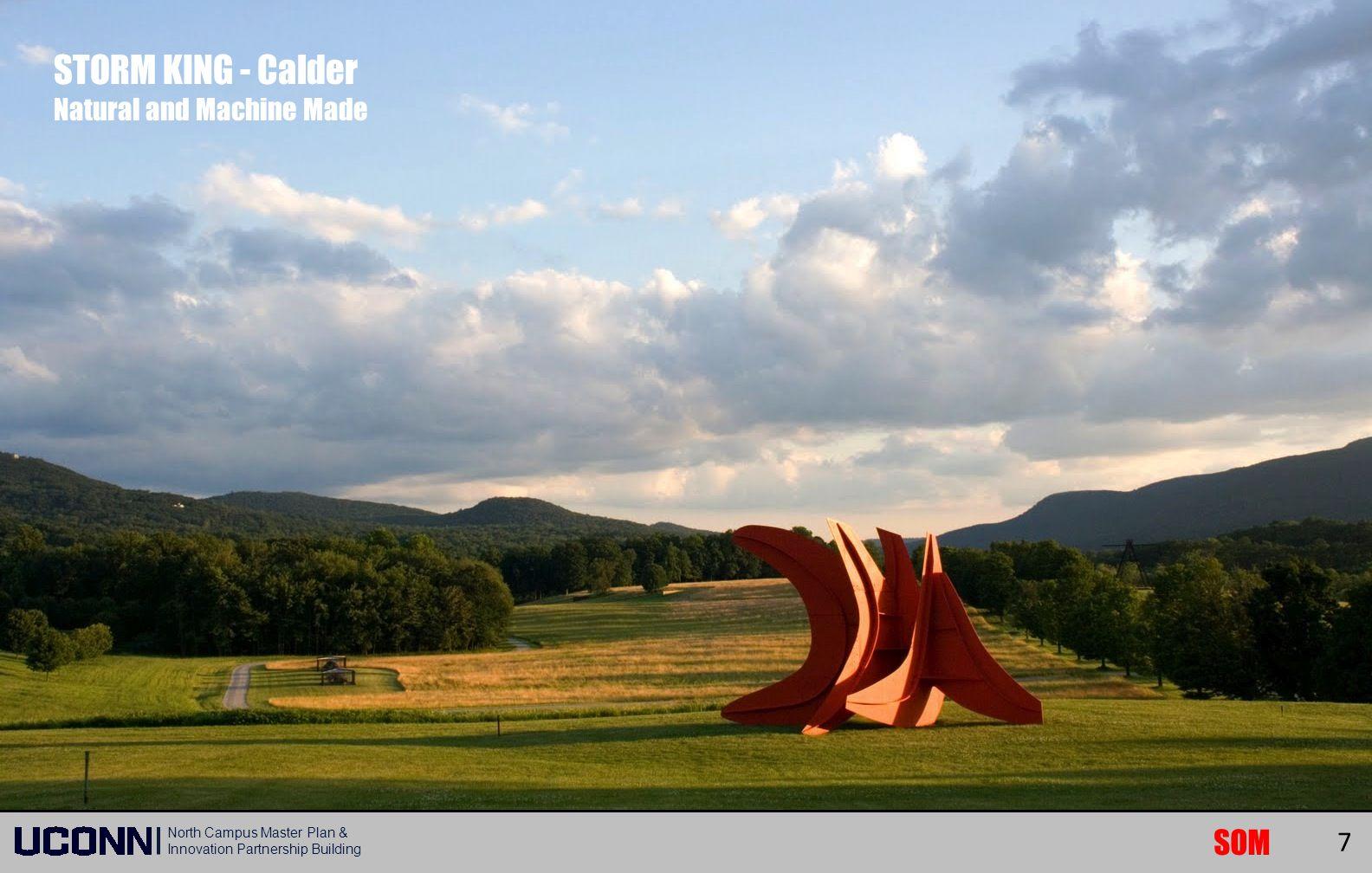 STORM KING - Calder Natural and Machine Made