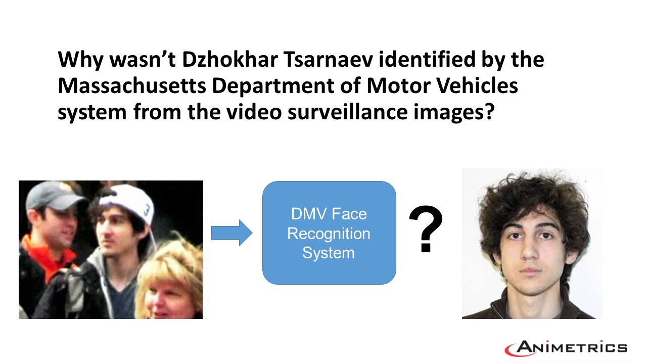 DMV Face Recognition System