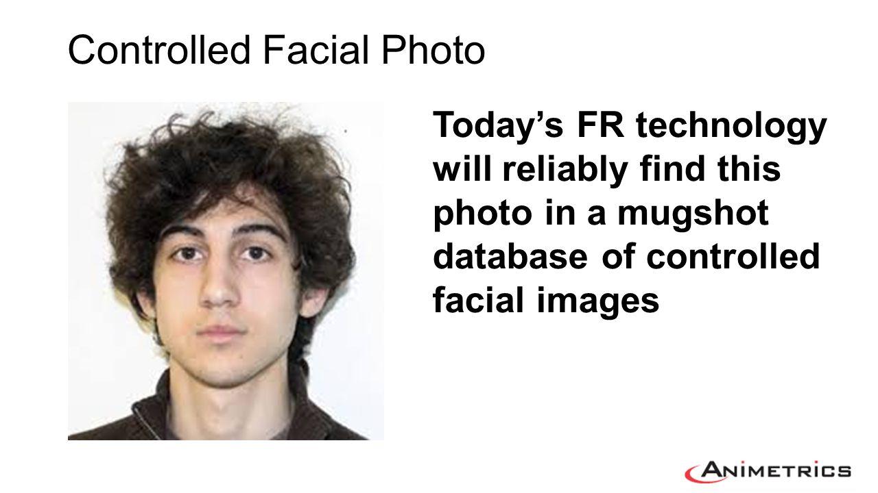 Controlled Facial Photo