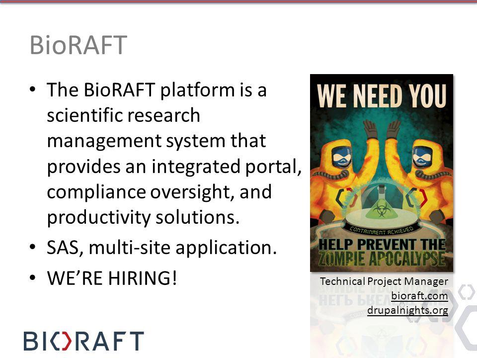 BioRAFT